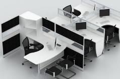 南昌员工办公桌回收