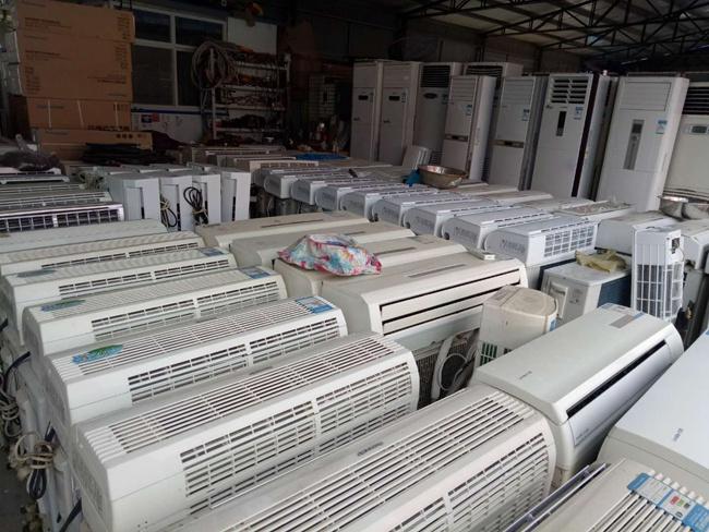 南昌空调回收,二手空调回收 ,柜机空调回收
