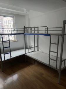 南昌东湖区上下床双层床高低床回收 员工床回收 实木字母床胡思