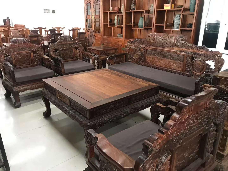 南昌家具回收 回收红木家具回收 回收仿古家具 二手实木沙发桌椅回收